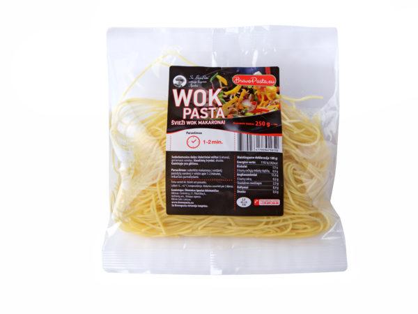 Švieži wok makaronai – Wok pasta